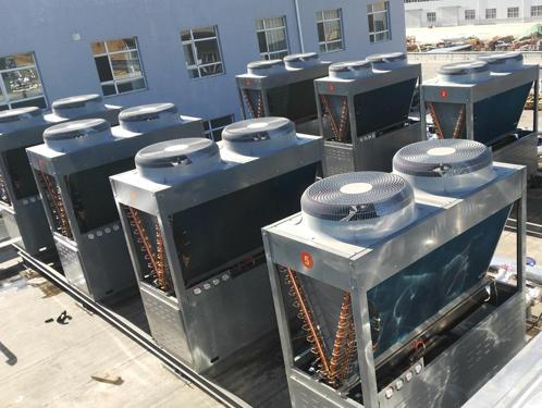 清洗空气能热泵二三事
